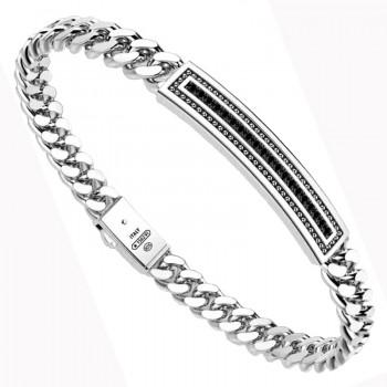ZANCAN браслет из серебра
