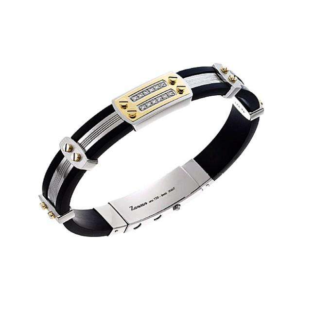 Мужчины носили браслеты еще во времена Ветхого Завета, и их носили в основном цари и другие владыки