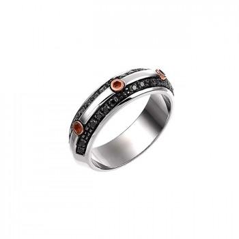 ZANCAN кольцо из золота и серебра