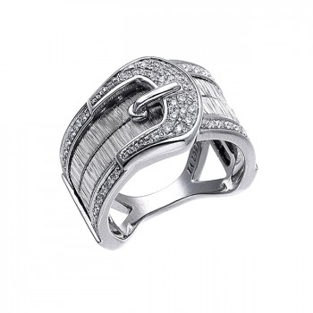 ZANCAN VELVET кольцо из золота с бриллиантом