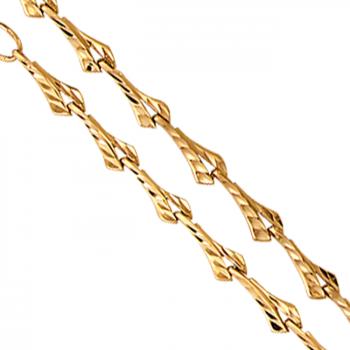 СТРЕМЛЕНИЕ золотой браслет