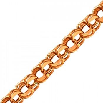 БИСМАРК цепь из золота