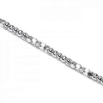 КОРЕАНА цепь из серебра