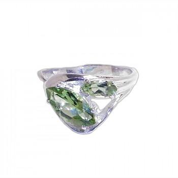 ИЗАБЕЛЛА кольцо из серебра