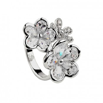 АСТРА серебряное кольцо
