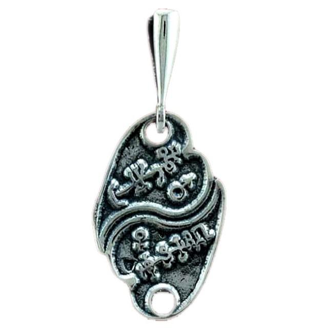 Серебряные серьги SKAZKA с топазом артикул 04357